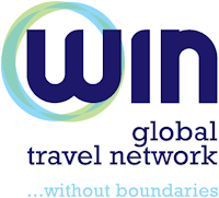 Winglobal travel network logo